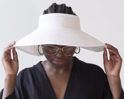 Safara Hat - white