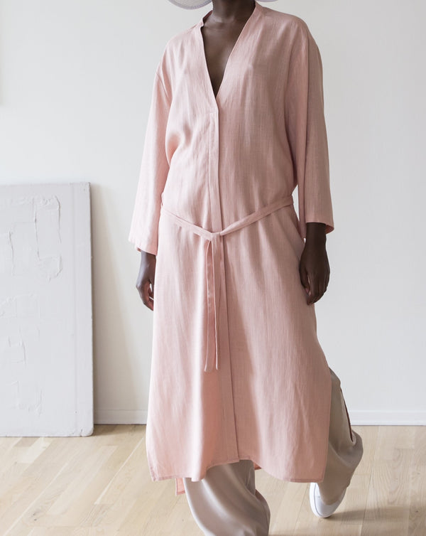 Acasia Dress - Desert Pink