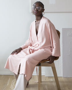 Acasia Dress - Pink Dust