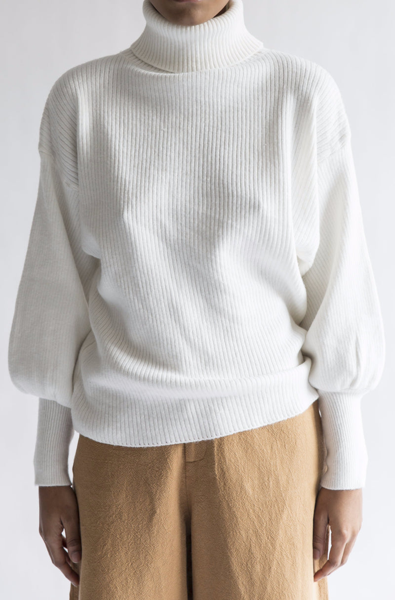 Zaia Sweater -  Snow