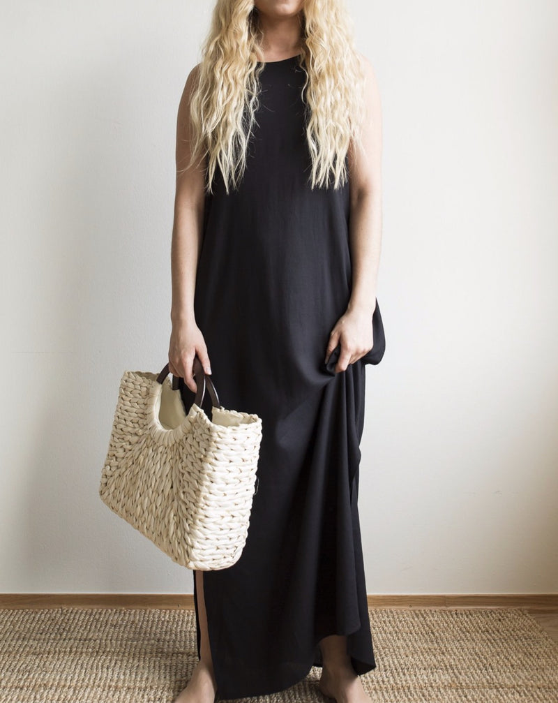 Nzida Dress - Black