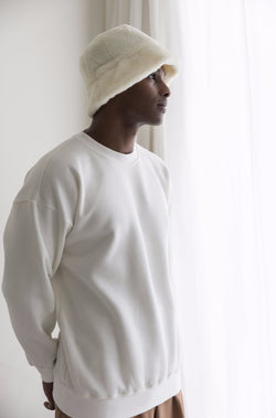 Cahis Sweatshirt - Powder