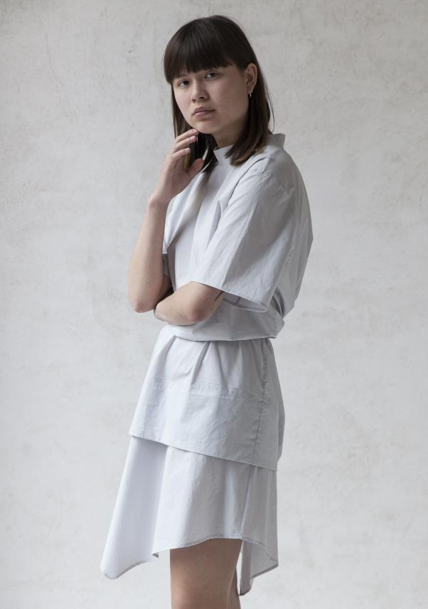 Azria Shirt Dress
