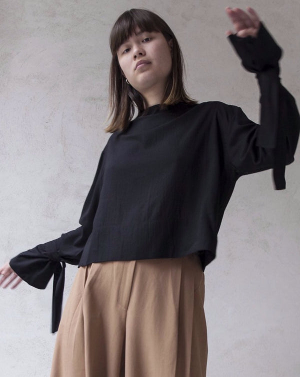 Izai blouse - Black