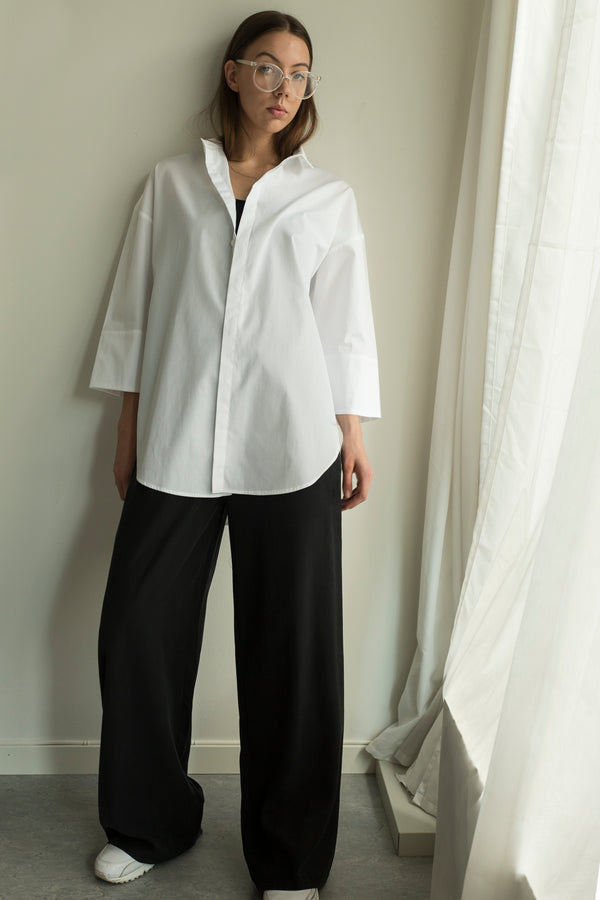 Yuuto Shirt - White