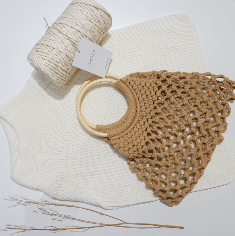 Macramé Cotton Cord