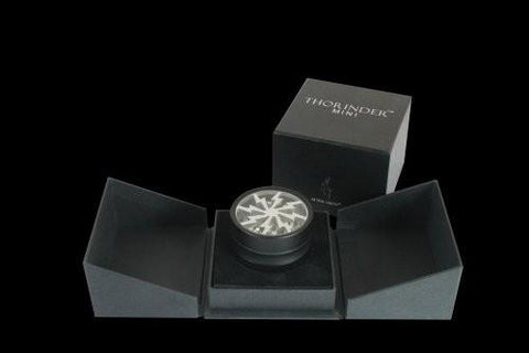 Grinder Mini Thorinder Silver 50mm - CBD King