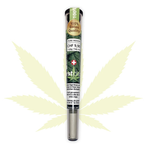Pre Rolled Joint Indoor mit bis zu 21% CBD - CBD King