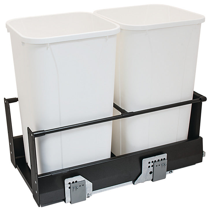 Hafele-Matrix-Waste Bin Pull-Out