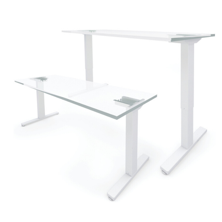 Hafele-Table-Base-Electric-white