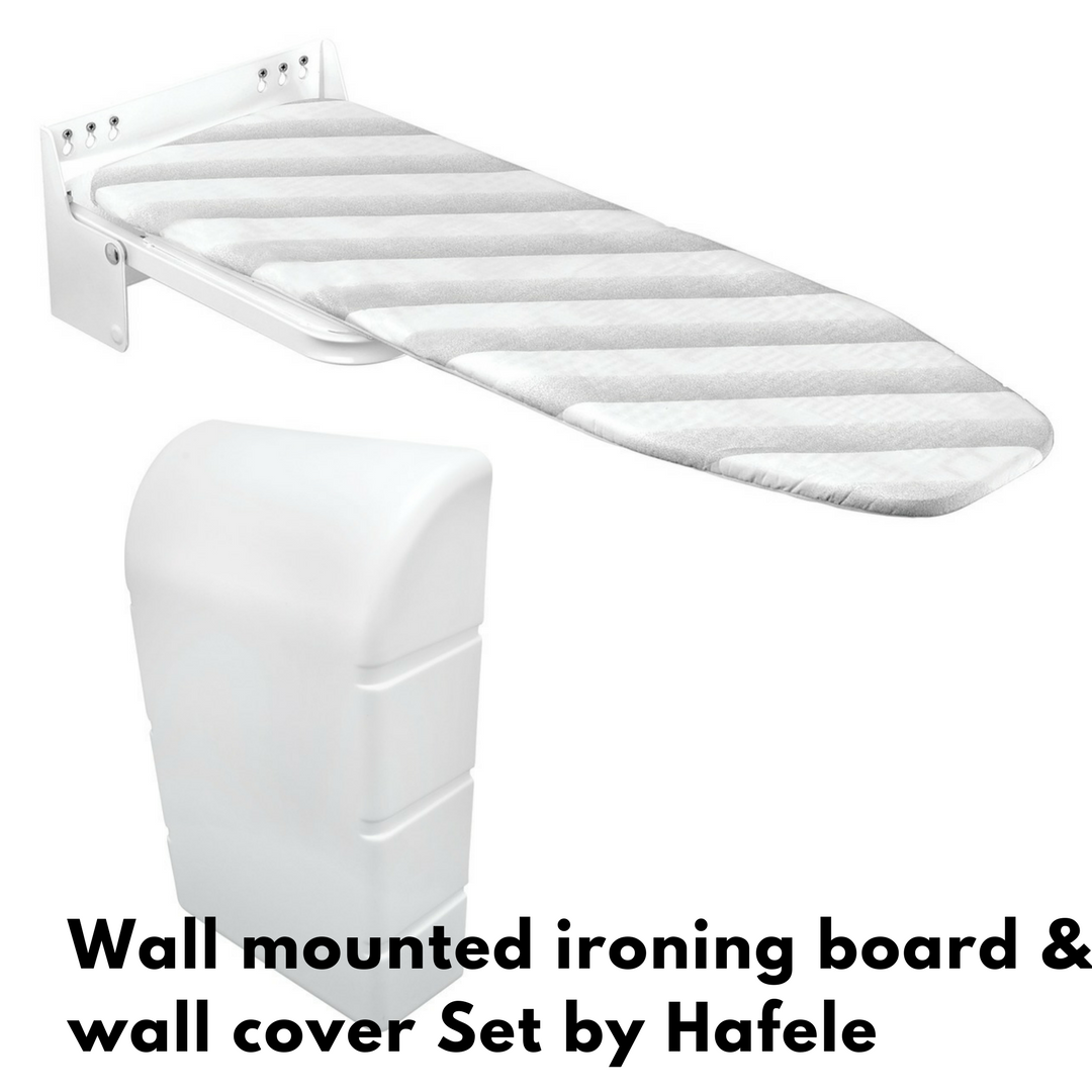 hafele ironing board drawer installation instructions