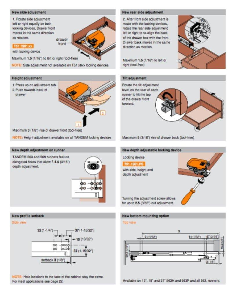 Blum-locking-device-intructions