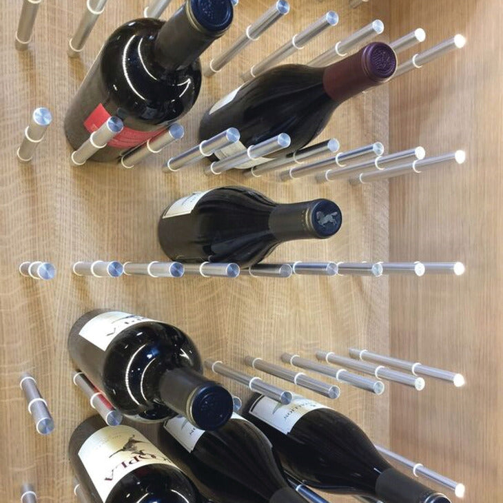 Wine Rack Pegs by Hafele