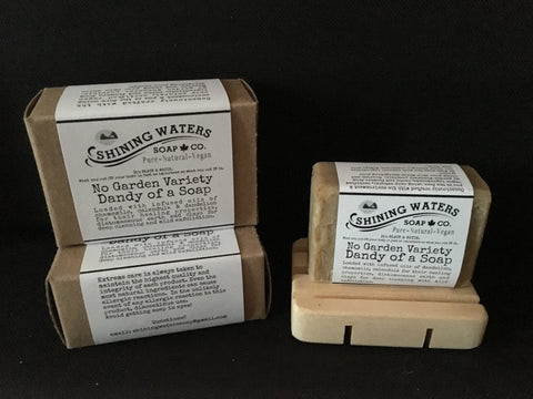 No Garden Variety ~ Dandy of a Soap