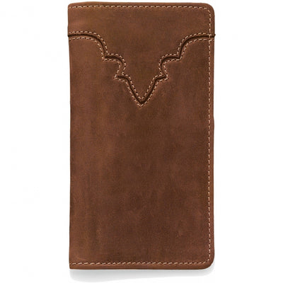 Silver Creek 06209 Western Classic Checkbook Wallet