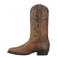 "Ariat 10002204 Heritage Western 13"" Distressed Brown R toe"