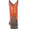 "Ariat 10006961 Workhog Steel toe 11"" Dark Earth Wide Square Toe"
