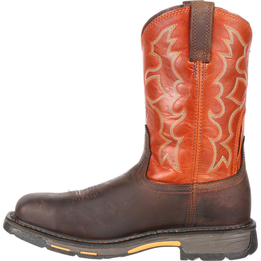 be76bf135f3 Ariat 10006961 Workhog Steel toe 11
