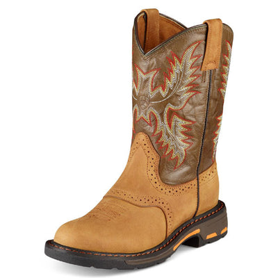 Ariat 10007836 Children's Workhog 8