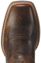 "Ariat 10010285 Tombstone 13"" Weathered Chestnut Wide Square toe"