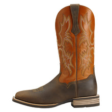 "Ariat 10014023 Tombstone 13"" Distressed Brown Wide Square toe"