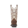 "Women's Ariat 10015318 Quickdraw 11"" Sandstorm Wide Square toe"