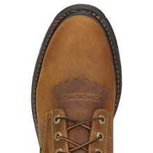 "Ariat 10016266 Workhog 8"" Lace Up Aged Bark"