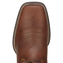 "Ariat 10016291 Sport 11"" Fiddle Brown Wide Square toe"