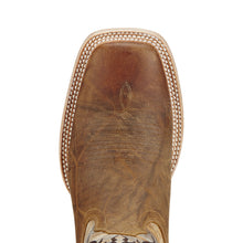 "Ariat 10018306 Mesteno 12"" Dust Devil Tan/Marble Wide Square toe"
