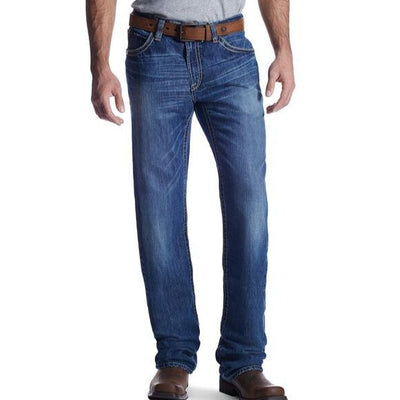 Ariat 10018365 MEN'S FR M4 Low Rise Ridgeline Boot Cut Jean