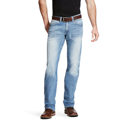 Ariat 10020942 MEN'S M2 Relaxed Stirling Stretch Boot Cut Jean