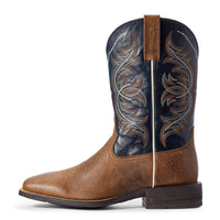 Ariat 10031439 Men's Holder Western Wide Square Boot