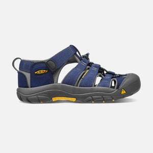 Children's/Youth Keen Newport H2 Blue Depths/Gargoyle Style 1009938/1009962 *CLOSEOUT*