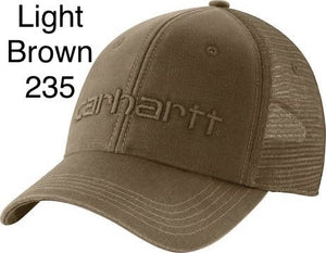 Carhartt 101195-235 Light Brown Dunmore Cap