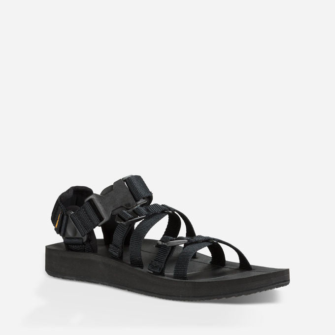 Men's Teva Sandals Alp Premier Black 1015200 SALE *CLOSEOUT*