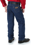 WRANGLER 13MWZJP LITTLE BOY'S (1T-7) PREWASHED COWBOY CUT® ORIGINAL FIT JEAN
