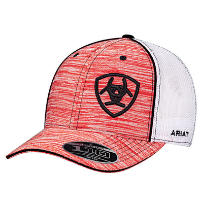Ariat 1504904 MENS HEATHER FLEXFIT 110 CAP