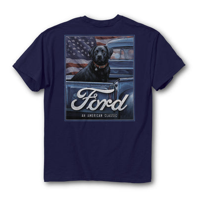 2577 FORD Navy T-Shirt