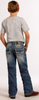 PANHANDLE SLIM ROCK & ROLL BB-8549 BOYS REGULAR BOOT CUT JEAN