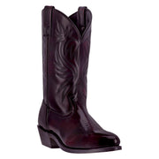 "Laredo 4216 12"" Black Cherry London R Toe"