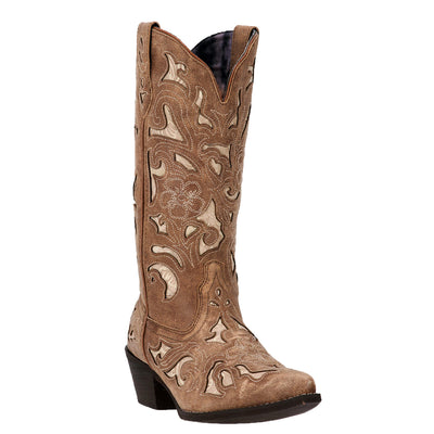 Women's Laredo 52041 Tan Sharona Snip Toe