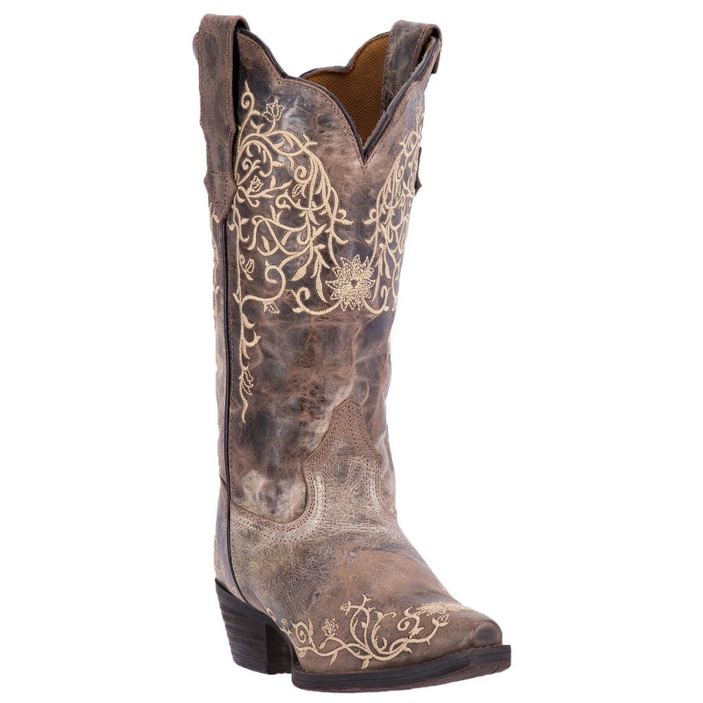 WOMEN'S LAREDO 52177 JASMINE LEATHER SNIP TOE BOOT