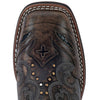 "WOMEN'S LAREDO 5660 11"" SPELLBOUND LEATHER WIDE SQUARE TOE BOOT"
