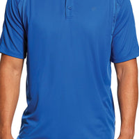 Ariat 10030790 MEN'S AC Cousteau Blue Polo