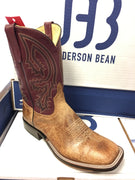 "Anderson Bean ""Mad Cat"" 10"" Wide Square toe"
