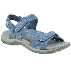 Earth Shoes Sophie Moroccan Blue 7204057WSDEMRC *CLOSEOUT*