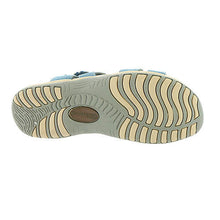 Earth Shoes Sophie Moroccan Blue 7204057WSDEMRC