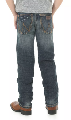 WRANGLER 88JWZBZ LITTLE BOY'S (1T-7) RETRO® SLIM STRAIGHT LEG JEAN
