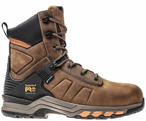TIMBERLAND TB0A1KQ2214 8IN PRO® HYPERCHARGE COMP TOE WORK BOOTS
