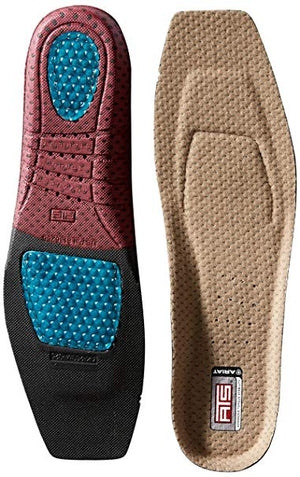 ARIAT MEN'S ATS SQ TOE INSOLE A10008009